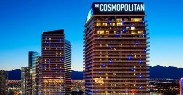 Cosmopolitan Las Vegas exterior