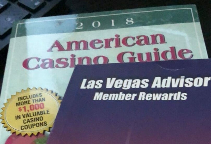American Casino Guide and Las Vegas Advisor are the two main options for offering casino coupons.