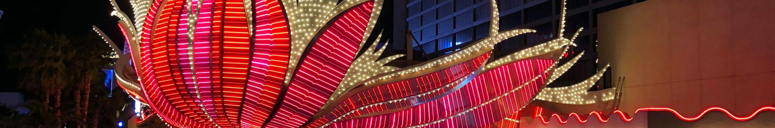 Flamingo Las Vegas as seen in 2018