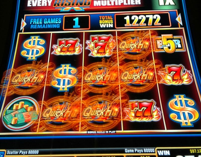 Quick Hit Slots Too Much Money