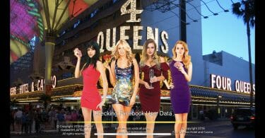Four Queens casino loading screen