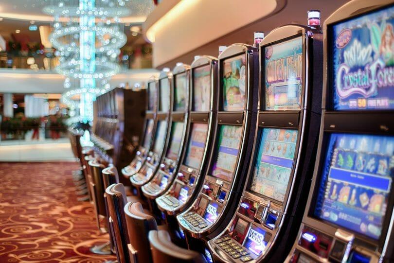 Las Vegas Slot Machine Search