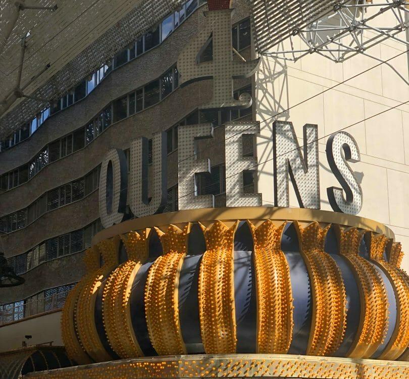 Four Queens Fremont St Las Vegas