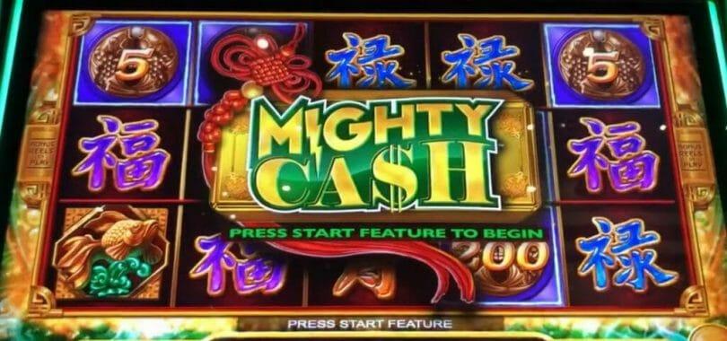 Mighty Cash bonus initiated