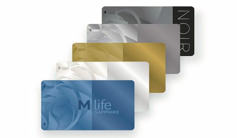Mlife players cards