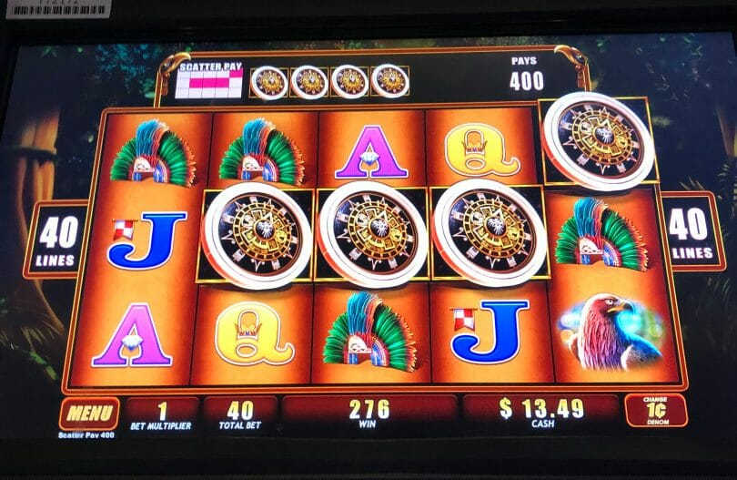 Closest To The South Side Of Atlanta - Wind Creek Casino Slot Machine