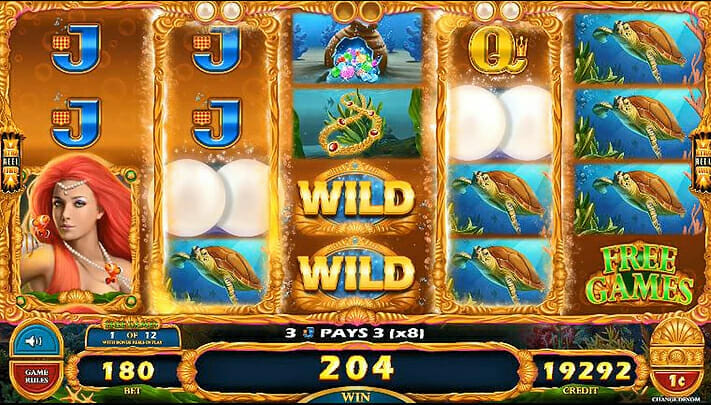 Ocean Song free spin bonus