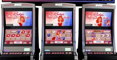 VGT Bingo Gaming Machine