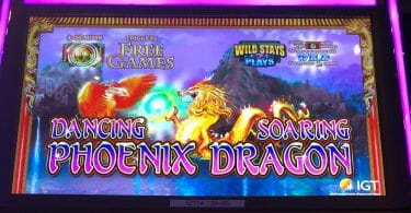 Dancing Phoenix Soaring Dragon by IGT