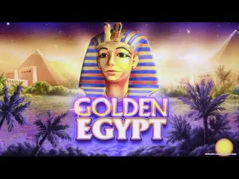 Golden Egypt by IGT logo