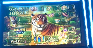 Golden Jungle by IGT