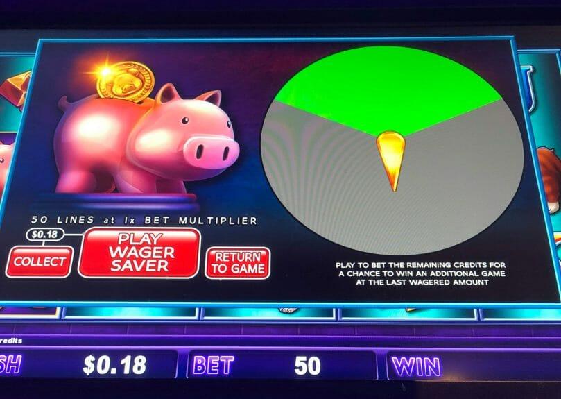 Wager Saver Piggy Bankin