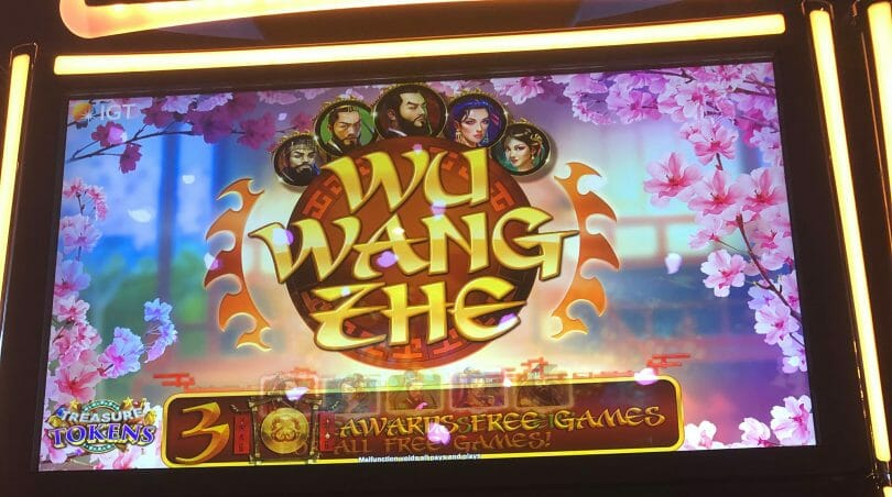 Wu Wang Zhe by IGT