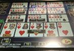 Nickels royal flush on free play