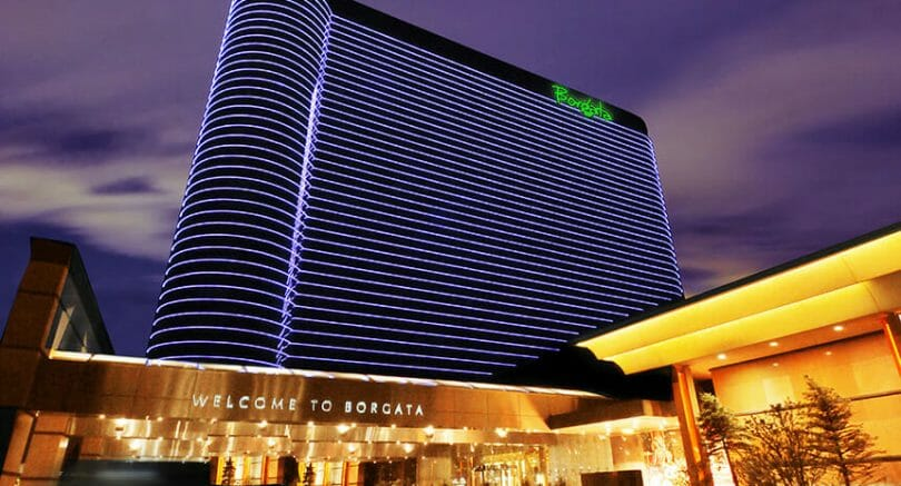 Borgata Atlantic City outside image