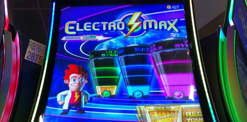 Electromax by IGT hero