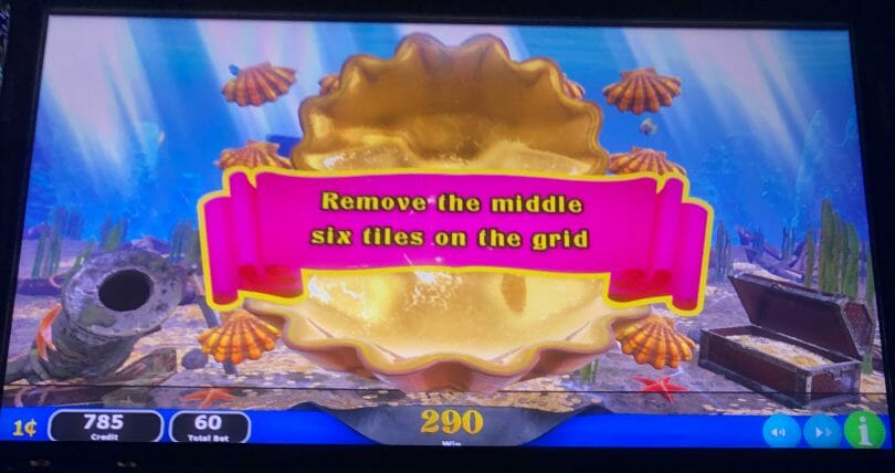 Reef of Riches by IGT shell selected