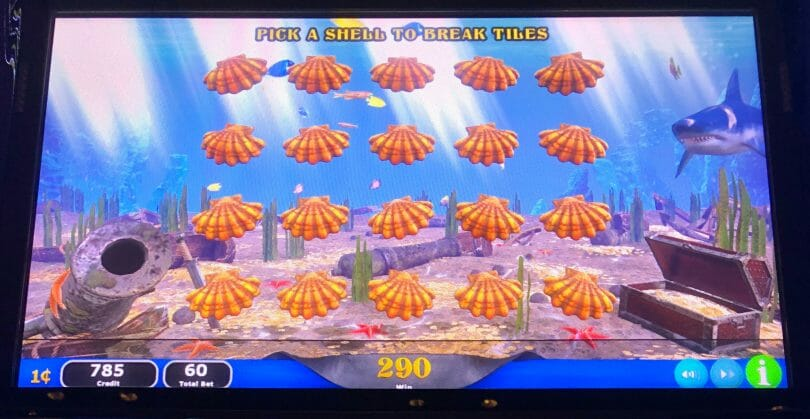 Reef of Riches by IGT start new round