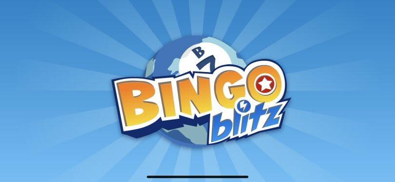 Bingo Blitz splash screen