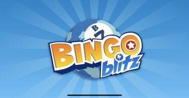 Bingo Blitz splash screen