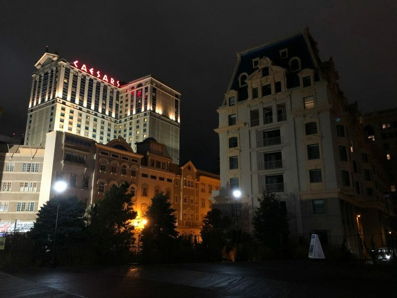 Dennis Hotel at Bally's and Caesars in Atlantic City