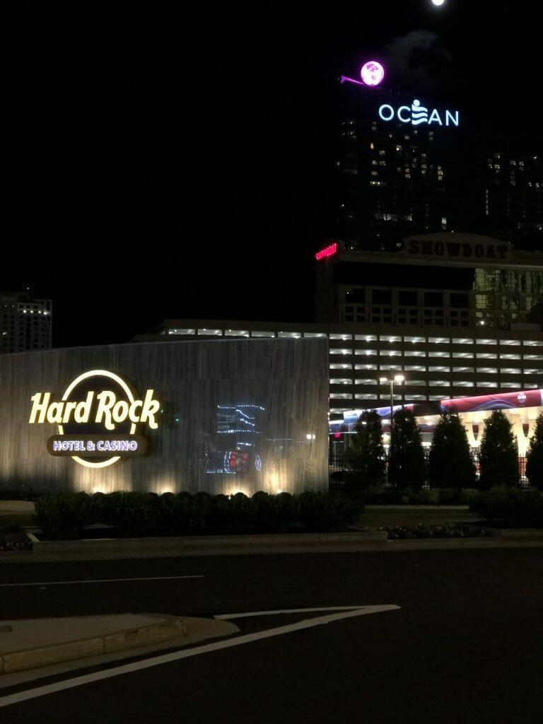 Hard Rock and Ocean Atlantic City