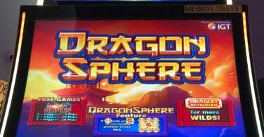 Dragon Sphere by IGT hero