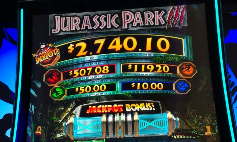 Jurassic Park III by IGT hero