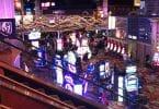 New York-New York slot floor