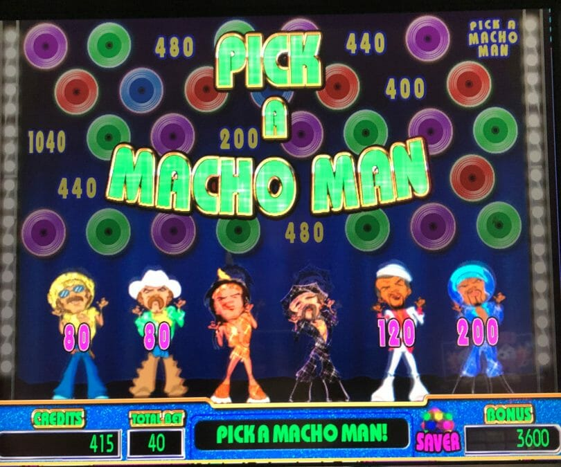 Village People Party by WMS pick a macho man