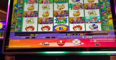Stinkin' Rich by IGT bonus round