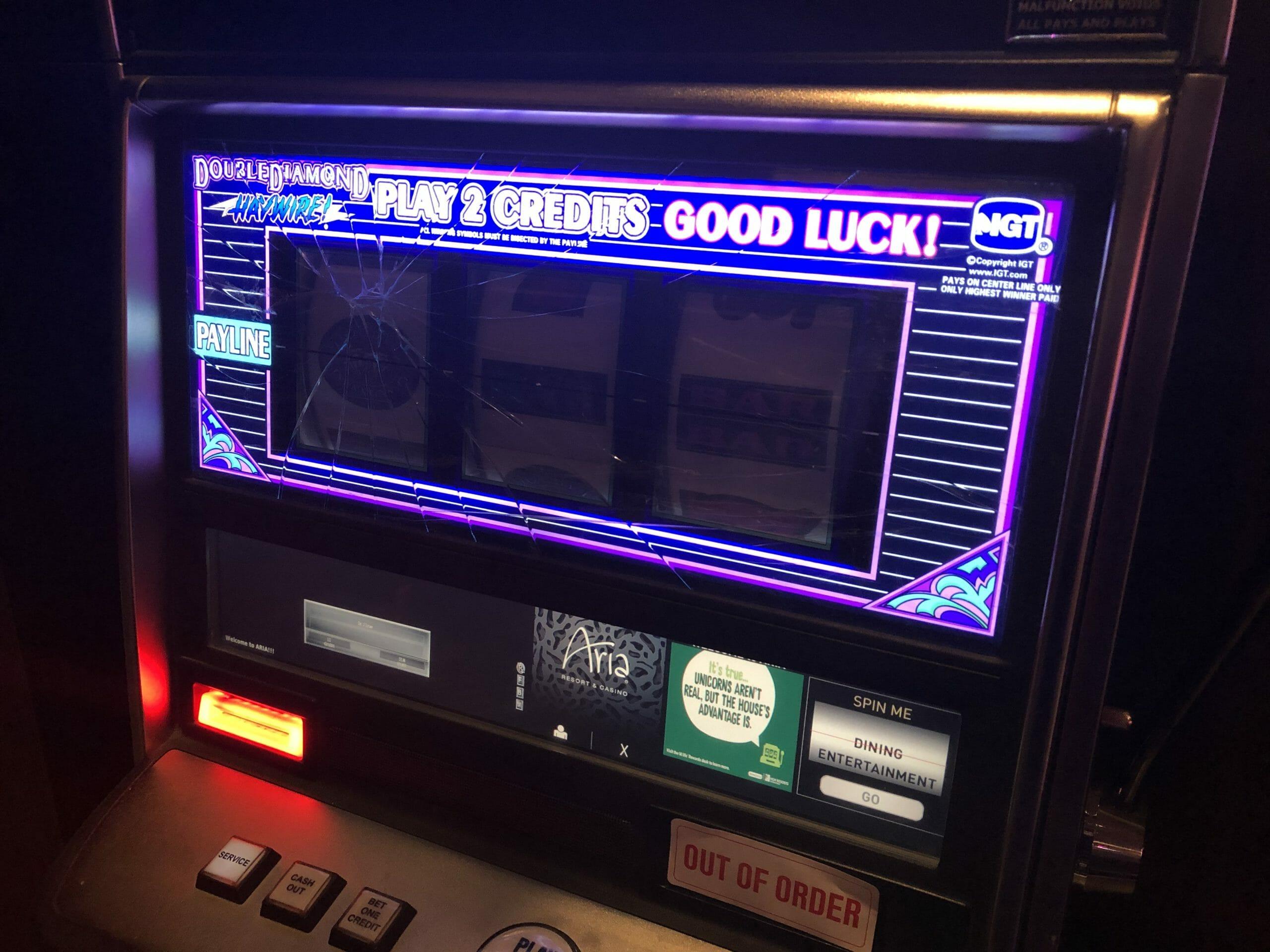 shut off slot machine