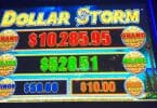 Dollar Storm by Aristocrat top box