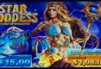 Star Goddess by IGT top box