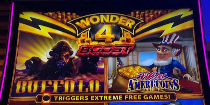 Wonder 4 top box hero