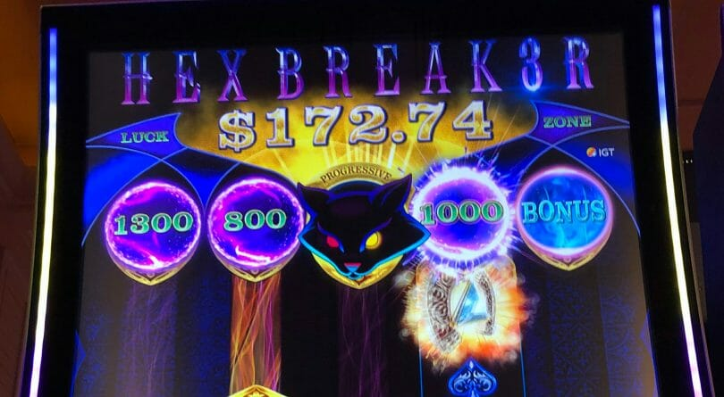 Hexbreak3r by IGT the Luck Zone