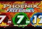 Legend of the 3x 2x Phoenix top screen