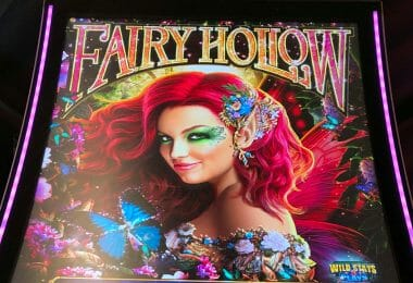 Fairy Hollow by IGT top screen