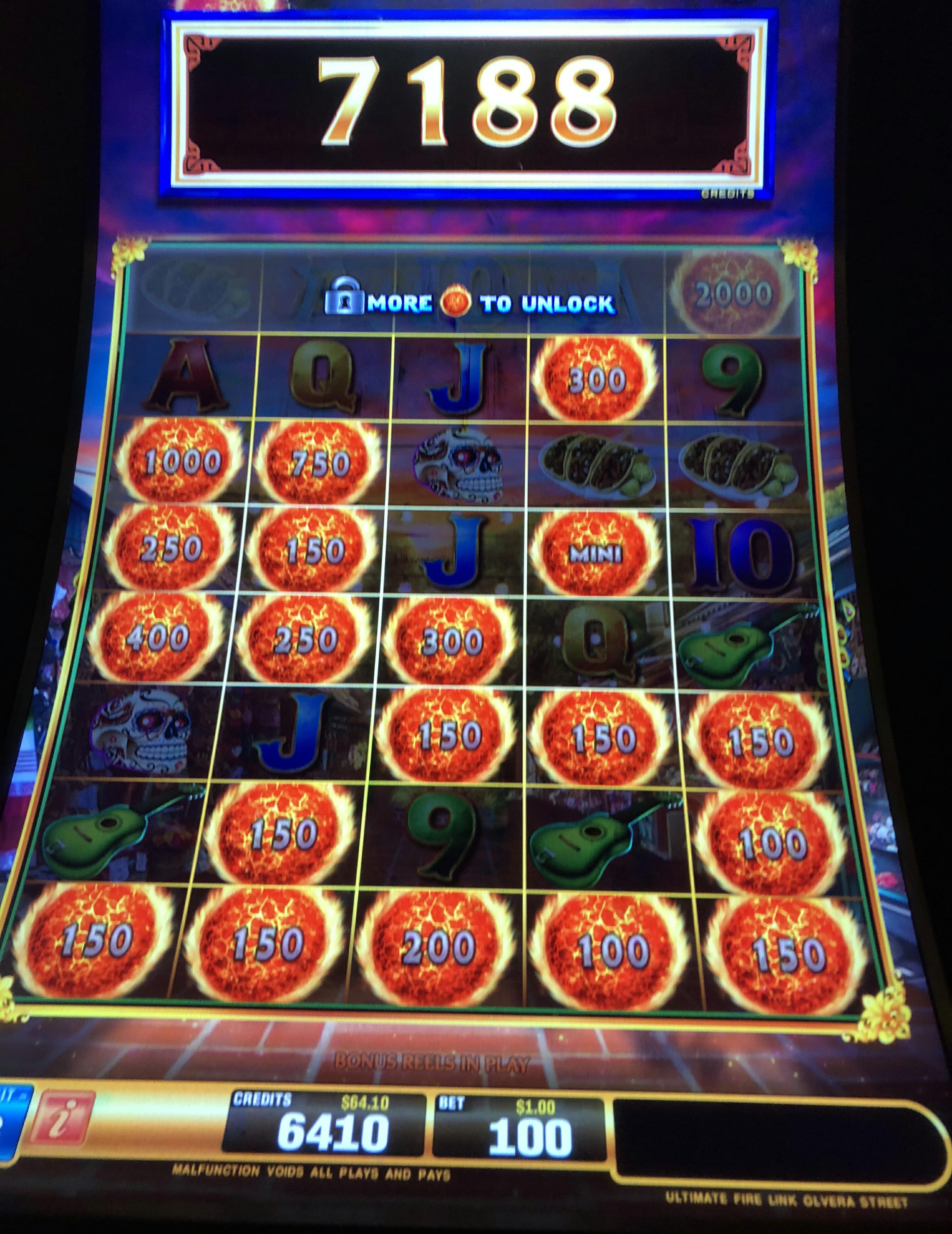 Fireball Gambling Machine