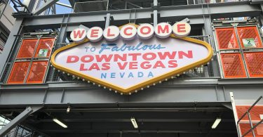 Welcome to Downtown Las Vegas Nevada