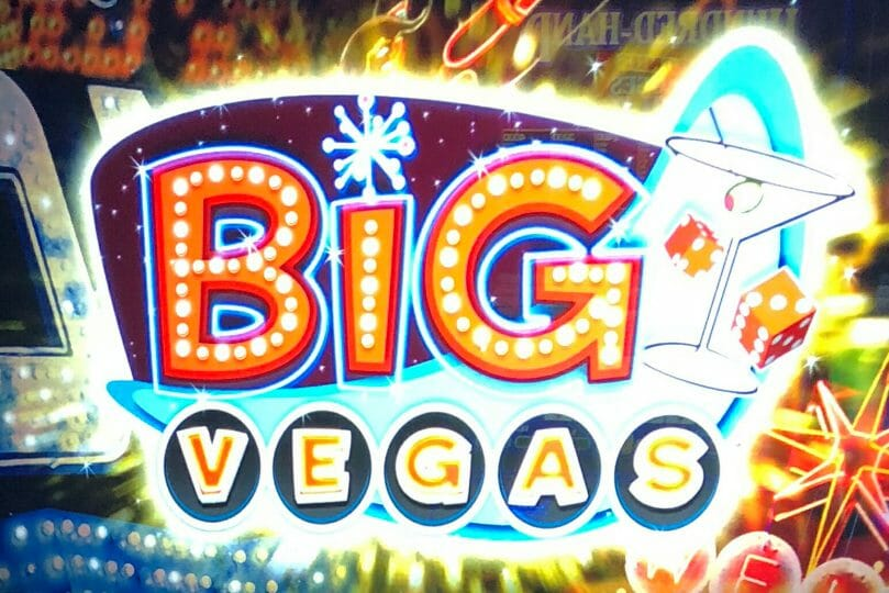 Big Vegas by Bally top box