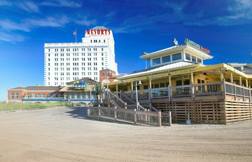 Resorts Atlantic City external shot