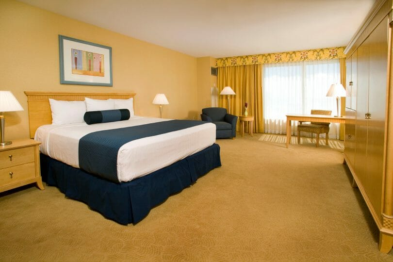 Resorts Atlantic City room picture