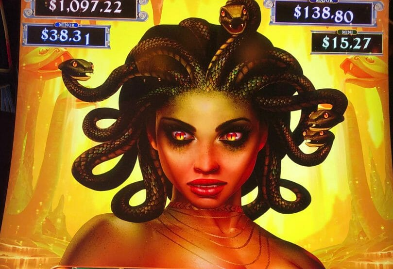 Medusa Unleashed by Scientific Games