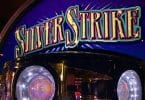 Silver Strike slot machine