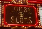 loose slots neon sign
