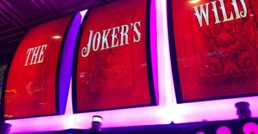 Snoop Dogg Presents The Joker's Wild by Everi top display