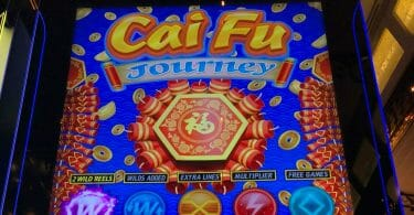 Cai Fu Journey by Ainsworth top screen