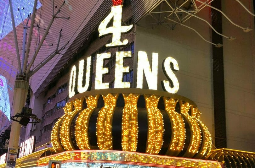 Four Queens on Fremont Street