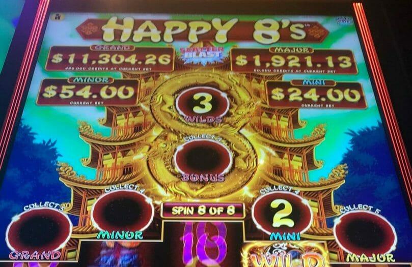 Happy 8s by IT top box